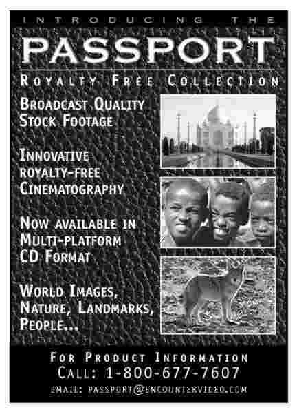 PASSPORT Royalty-Free Stock Footage