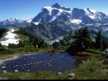 Stock Footage Picture from North Cascades National Park